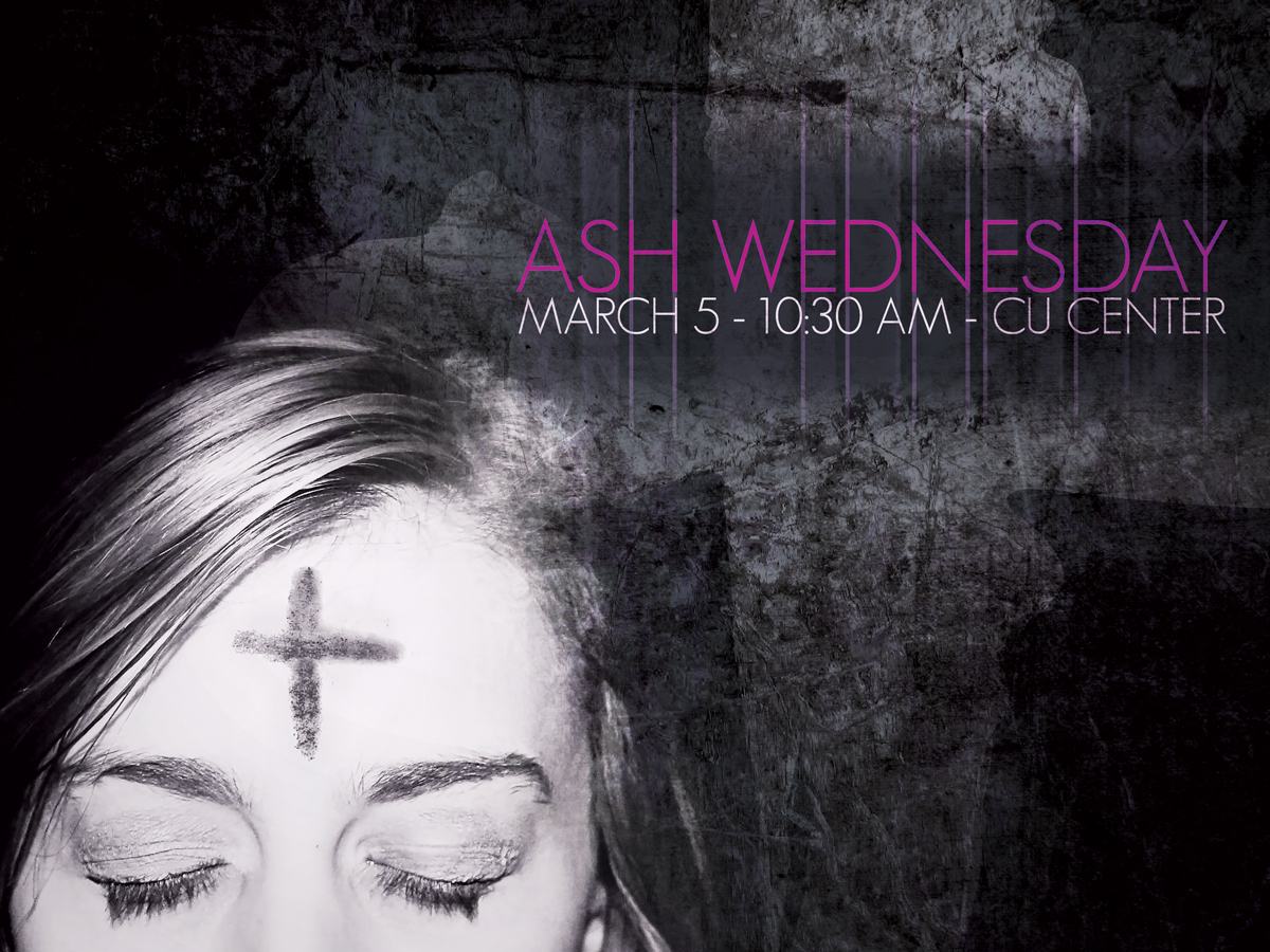 Brandon Charnell Ash Wednesday PowerPoint