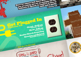 Brandon Charnell Web Banners