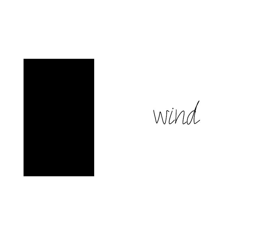 Wind Elements Book Cover Design