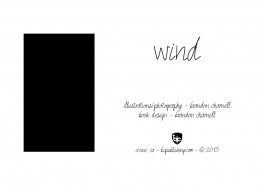 Wind Elements Book Design Publisher Page