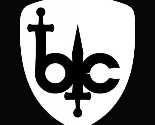 Brandon Charnell Monogram Design White