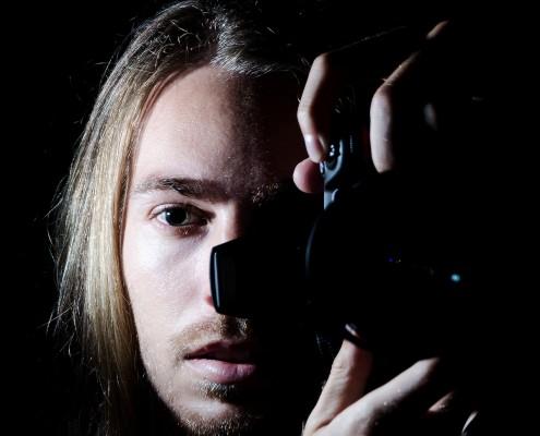 Brandon Charnell Self Portait