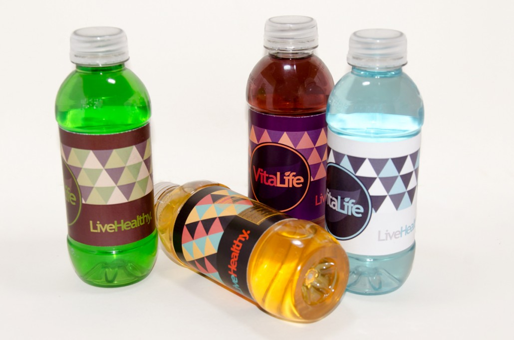 VitaLife Bottles Designs Alt